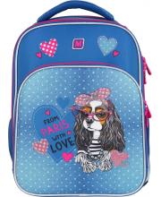 Рюкзак школьный S-cool Fashion dog
