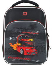 Рюкзак школьный S-cool Racing red