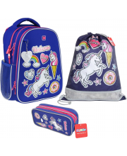 Рюкзак школьный Be-cool Patch