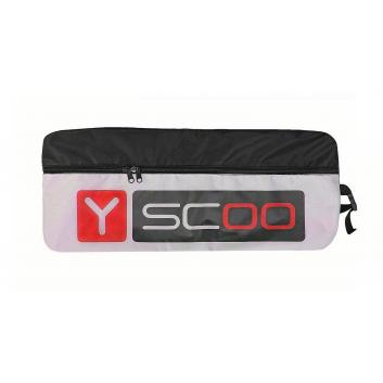 Спорт и отдых, Сумка-чехол для самоката 145 Y-SCOO (красный), фото
