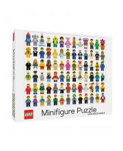 Пазл Minifigure Puzzle 1000 деталей LEGO