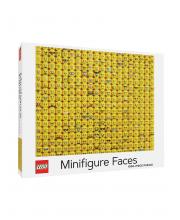 Пазл Minifigure Faces 1000 деталей LEGO