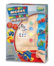Набор Создание деревянных моделей Play Art