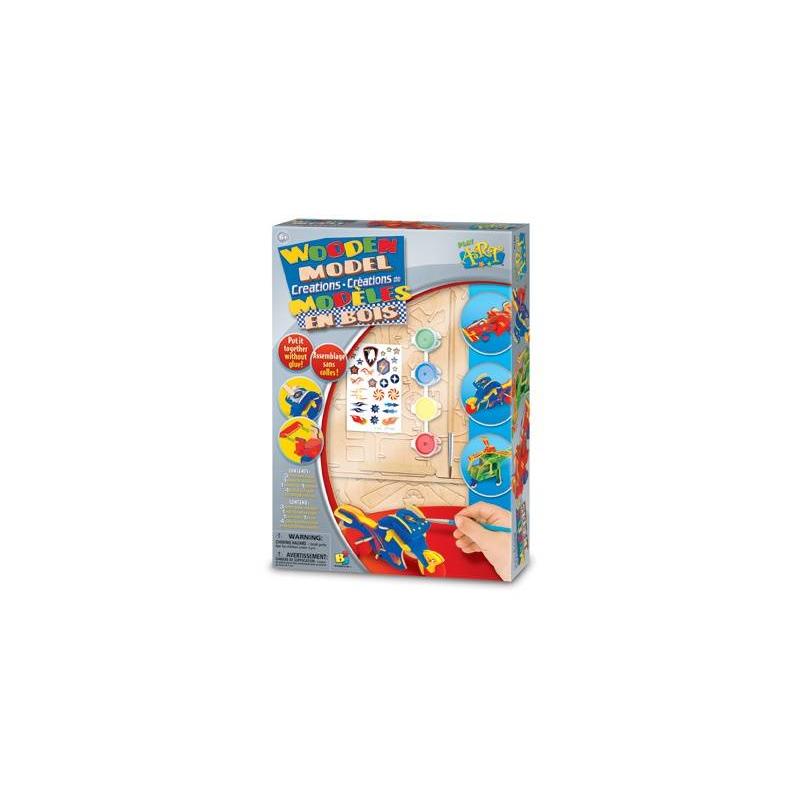 Bojeux Набор Создание деревянных моделей Play Art play doh игровой набор магазинчик домашних питомцев