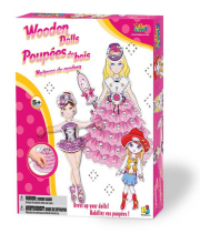 Набор для создания украшений Кукла Play Art