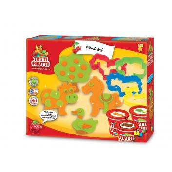 Набор массы для лепки Животные Tutti Frutti