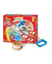 Набор массы для лепки Кондитер Tutti Frutti