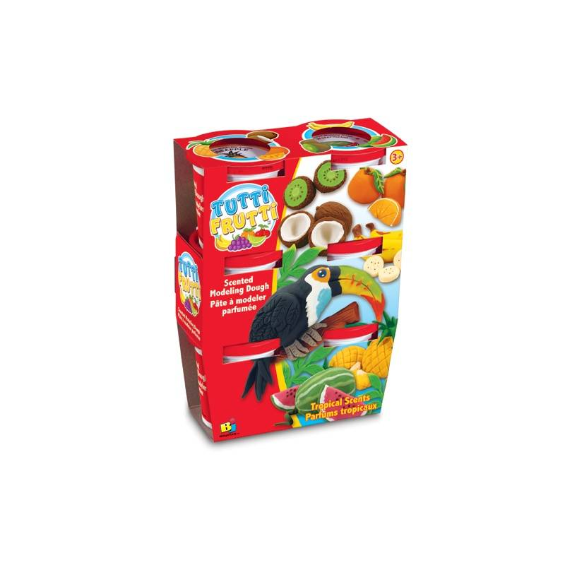 Набор массы для лепки Тропический Tutti Frutti
