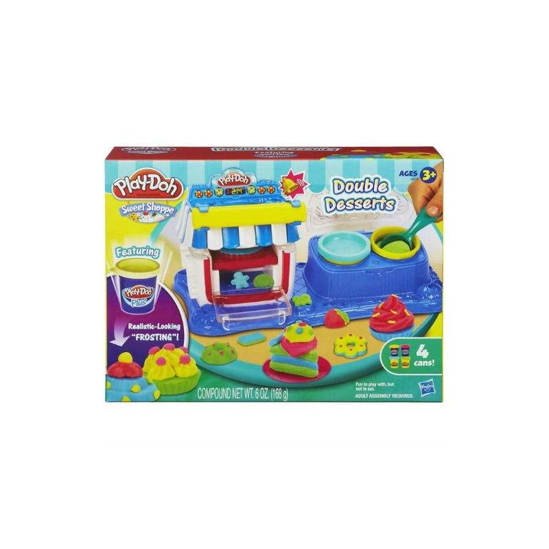 Play-Doh Набор пластилина Двойные десерты