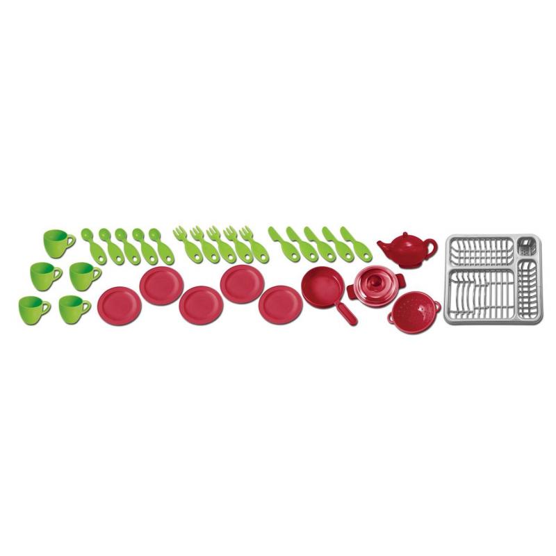 HTI Набор посуды с сушилкой Smart hti игровой набор микроволновая печь smart