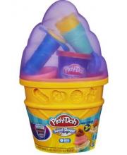 Игровой набор Контейнер с мороженым фиолетовый