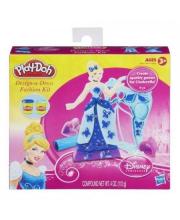 Набор пластилина Дизайнер платьев принцесс