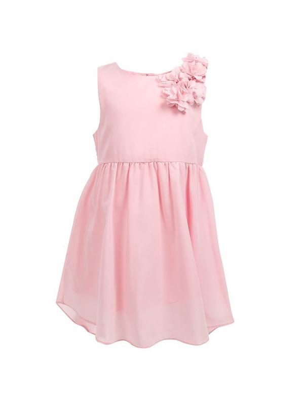 Платье Sweet Berry (розовый)
