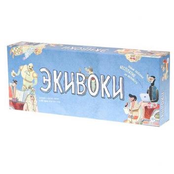 Игрушки, Настольная игра Экивоки 2-е издание Экивоки 658309, фото