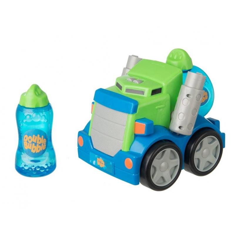Набор для пускания мыльных пузырей ГрузовикНабор для пускания мыльных пузырей Грузовик марки HTI.<br>Устройство для пускания мыльных пузырей в виде грузовой машины. Пузыри выдуваются из выхлопных труб грузовика во время движения. Такая игрушка приведет в восторг ребенка, и он с удовольствием будет проводить время на свежем воздухе.<br>Размер: 25х15,5х17,5 см.<br><br>Возраст от: 3 года<br>Пол: Для мальчика<br>Артикул: 667048<br>Бренд: Англия<br>Размер: от 3 лет