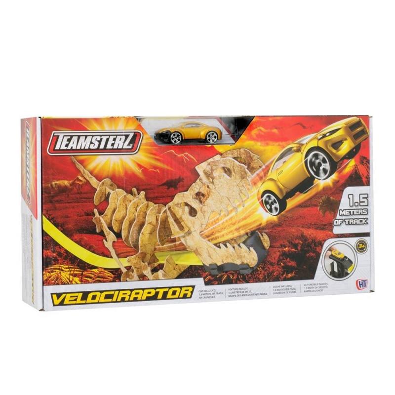 Трек Динозавры Раптор Teamsters