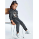 Девочки, Комплект пуловер и брюки MAYORAL (серый)519863, фото 4