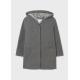 Девочки, Пальто для девочки MAYORAL (серый)519875, фото 1