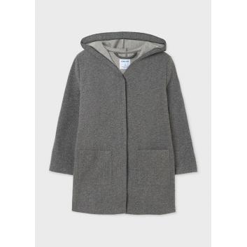 Девочки, Пальто для девочки MAYORAL (серый)519875, фото