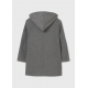 Девочки, Пальто для девочки MAYORAL (серый)519875, фото 2