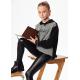 Девочки, Комплект пуловер и брюки MAYORAL (черный)519879, фото 4