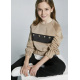 Девочки, Комплект пуловер и брюки MAYORAL (бежевый)519883, фото 4