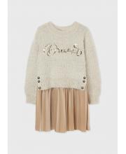 Комплект пуловер и платье MAYORAL