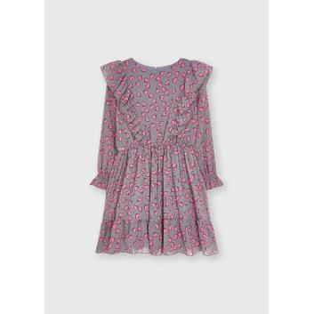 Девочки, Платье MAYORAL (розовый)519897, фото