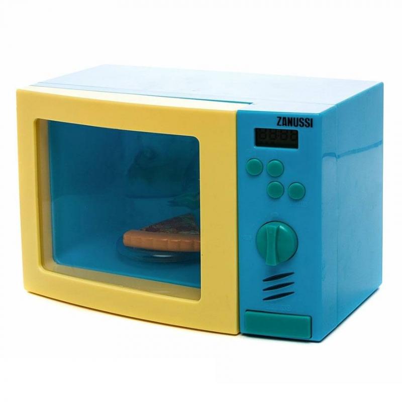 HTI Игровой набор Микроволновая печь Zanussi микроволновая печь bork w702