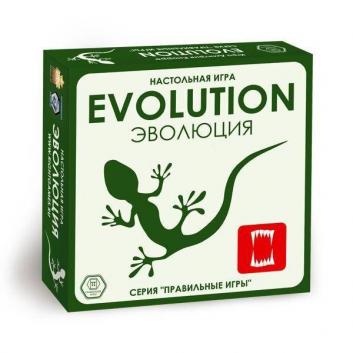 Игрушки, Настольная игра Эволюция Правильные игры 658334, фото