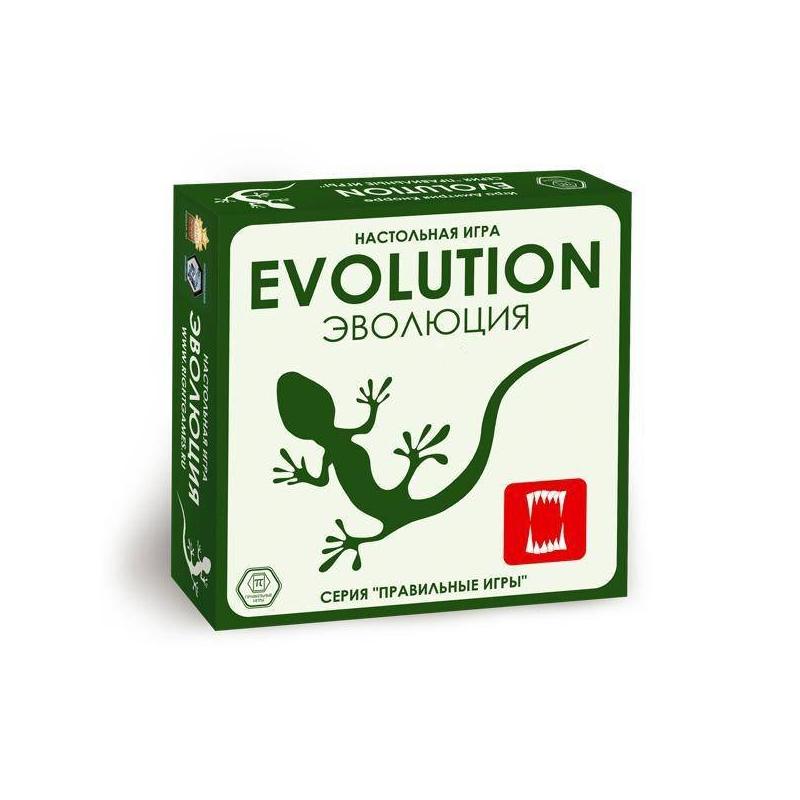 Правильные игры Настольная игра Эволюция