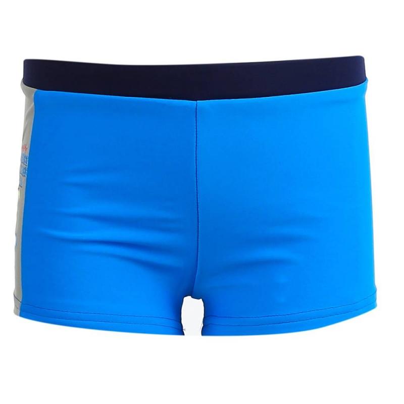 Шорты для купанияШорты для купания Baseball синего цвета маркиKeyzi для мальчиков.<br>Шорты выполнены из эластичного быстросохнущего материала. Модель украшена надписями, принтом с изображением утенка-бейсболиста, а также декорирована контрастной вставкой.<br><br>Размер: 3 года<br>Цвет: Синий<br>Рост: 98<br>Пол: Для мальчика<br>Артикул: 648410<br>Страна производитель: Польша<br>Сезон: Весна/Лето<br>Состав: 80% Полиамид, 20% Эластан<br>Бренд: Польша