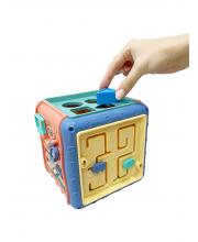 Развивающий игровой центр Logic cube Everflo