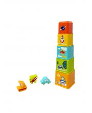 Развивающий игровой набор Stacking Blocks Everflo