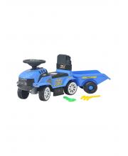 Каталка Tractor c прицепом