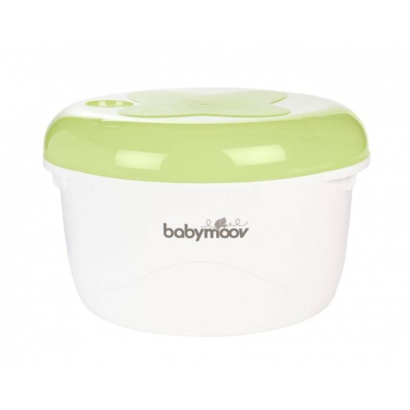 Babymoov Стерилизатор бутылочек для микроволновой печи born free стерилизатор бутылочек для микроволновой печи bornfree