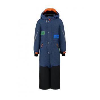 Верхняя одежда, Комбинезон для мальчика Курт OLDOS (синий)917855, фото