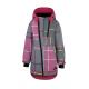 Девочки, Куртка для девочки Тина OLDOS (серый)917848, фото 1
