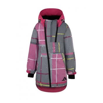 Девочки, Куртка для девочки Тина OLDOS (серый)917848, фото