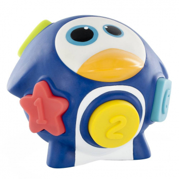 Игрушки, Развивающая игрушка сортер Пингвин Babymoov 648573, фото