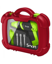 Игрушка электродрель в чемоданчике Smart