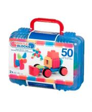 Конструктор Bristle Blocks 50 элементов