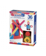Конструктор Bristle Blocks 36 элементов Battat