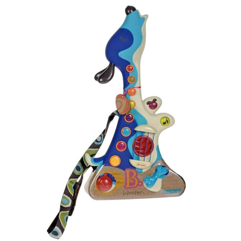 Развивающая музыкальная игрушка Гитара от Nils
