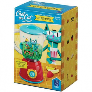 Игрушки, Блендер Кошка Чет и друзья Educational Insights 648597, фото