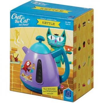 Игрушки, Чайник Кошка Чет и друзья Educational Insights 648598, фото