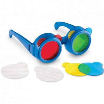 Научный набор очки Смешиваем цвета