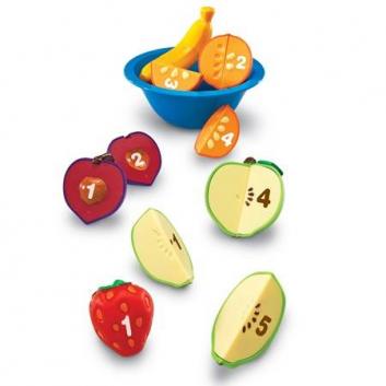 Набор для игры в кухню Тарелка с фруктами