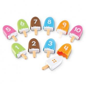 Набор для игры в кухню Числа на палочке