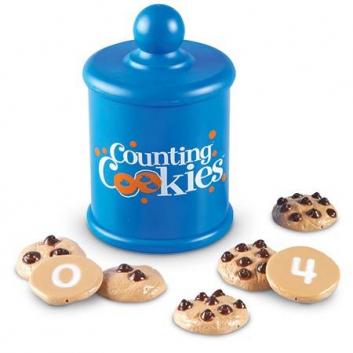 Игрушки, Набор Печенье с цифрами Learning Resources 648624, фото